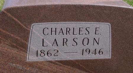 LARSON, CHARLES E. - Sac County, Iowa | CHARLES E. LARSON