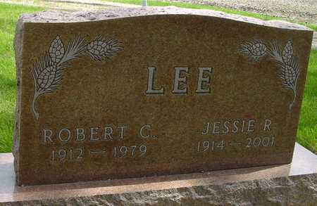 LEE, ROBERT & JESSIE R. - Sac County, Iowa | ROBERT & JESSIE R. LEE