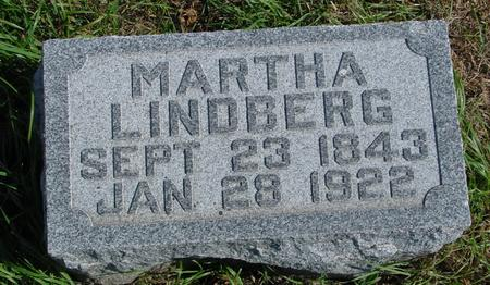 LINDBERG, MARTHA - Sac County, Iowa | MARTHA LINDBERG