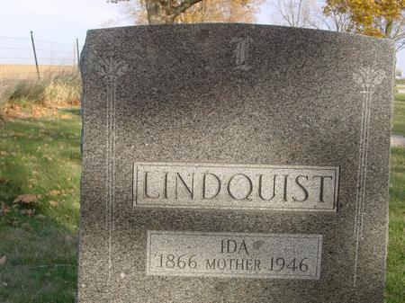 LINDQUIST, IDA - Sac County, Iowa | IDA LINDQUIST