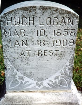 LOGAN, HUGH - Sac County, Iowa | HUGH LOGAN
