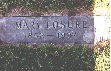 LOSURE, MARY - Sac County, Iowa | MARY LOSURE