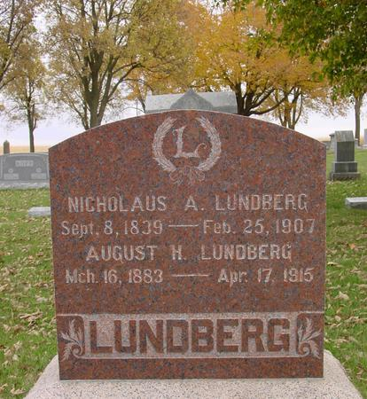 LUNDBERG, NICHOLAUS & AUGUST - Sac County, Iowa | NICHOLAUS & AUGUST LUNDBERG