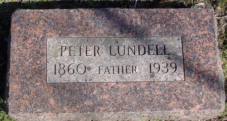 LUNDELL, PETER - Sac County, Iowa | PETER LUNDELL