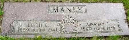 MANLY, ABRAHAM & EDITH - Sac County, Iowa | ABRAHAM & EDITH MANLY