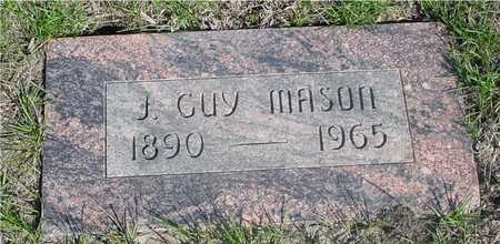 MASON, J. GUY - Sac County, Iowa | J. GUY MASON