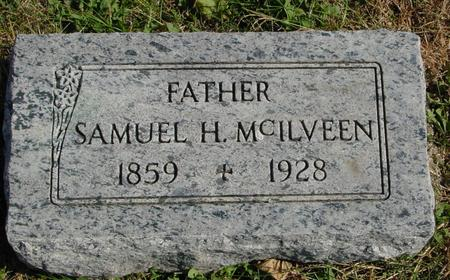 MC ILVEEN, SAMUEL H. - Sac County, Iowa | SAMUEL H. MC ILVEEN