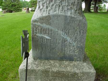 MEAD, HUGH H. - Sac County, Iowa | HUGH H. MEAD