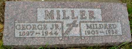 MILLER, GEORGE & MILDRED - Sac County, Iowa | GEORGE & MILDRED MILLER