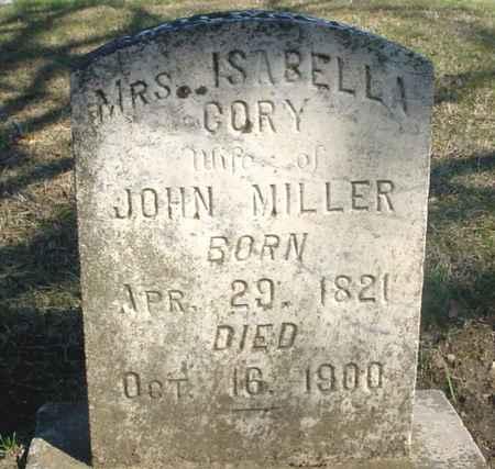 MILLER, ISABELLA - Sac County, Iowa | ISABELLA MILLER