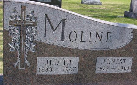 MOLINE, ERNEST & JUDITH - Sac County, Iowa | ERNEST & JUDITH MOLINE
