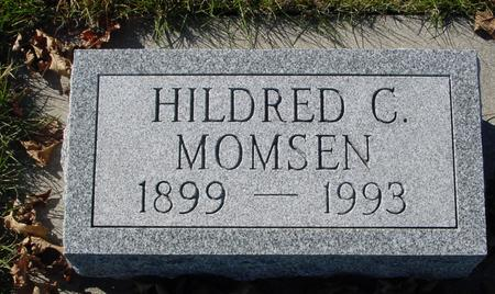 MOMSEN, HILDRED C. - Sac County, Iowa | HILDRED C. MOMSEN