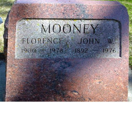 MOONEY, JOHN & FLORENCE - Sac County, Iowa | JOHN & FLORENCE MOONEY