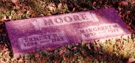 MOORE, MARGARET - Sac County, Iowa | MARGARET MOORE