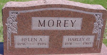MOREY, HARLEY & HELEN - Sac County, Iowa | HARLEY & HELEN MOREY