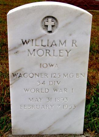 MORLEY, WILLIAM R. - Sac County, Iowa | WILLIAM R. MORLEY