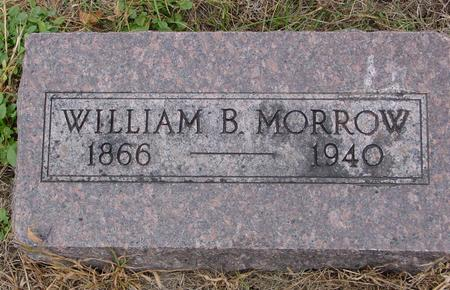 MORROW, WILLIAM B. - Sac County, Iowa | WILLIAM B. MORROW