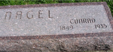 NAGEL, CONRAD - Sac County, Iowa | CONRAD NAGEL