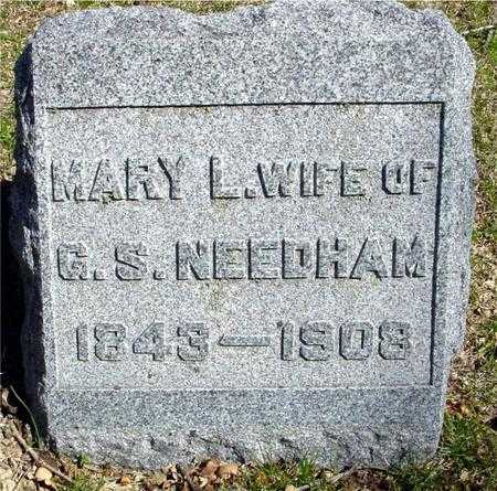 NEEDHAM, MARY - Sac County, Iowa | MARY NEEDHAM