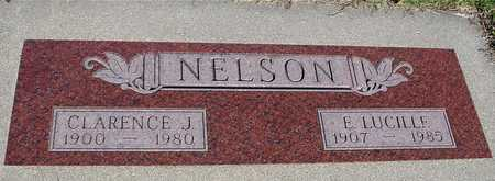 NELSON, CLARENCE & LUCILLE - Sac County, Iowa | CLARENCE & LUCILLE NELSON