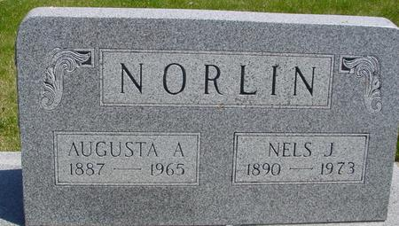 NORLIN, NELS JR. & AUGUSTA - Sac County, Iowa | NELS JR. & AUGUSTA NORLIN