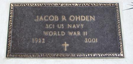 OHDEN, JACOB R. - Sac County, Iowa | JACOB R. OHDEN