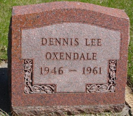 OXENDALE, DENNIS LEE - Sac County, Iowa | DENNIS LEE OXENDALE