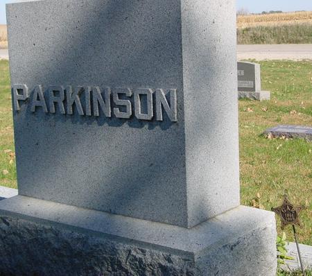 PARKINSON, JOSEPH - Sac County, Iowa | JOSEPH PARKINSON