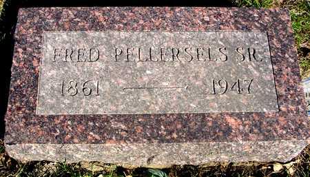 PELLERSELS, FRED   SR. - Sac County, Iowa | FRED   SR. PELLERSELS