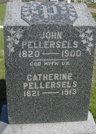 PELLERSELS, JOHN - Sac County, Iowa | JOHN PELLERSELS