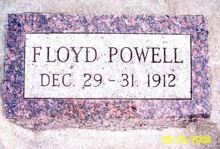 POWELL, FLOYD - Sac County, Iowa | FLOYD POWELL