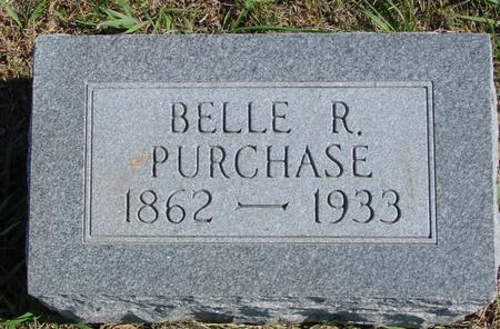PURCHASE, BELLE R. - Sac County, Iowa | BELLE R. PURCHASE