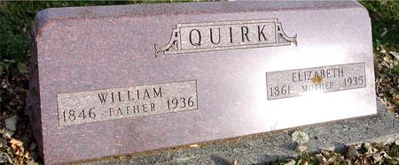 QUIRK, WILLIAM & ELIZABETH - Sac County, Iowa | WILLIAM & ELIZABETH QUIRK