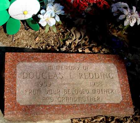 REDDING, DOUGLAS L. - Sac County, Iowa | DOUGLAS L. REDDING