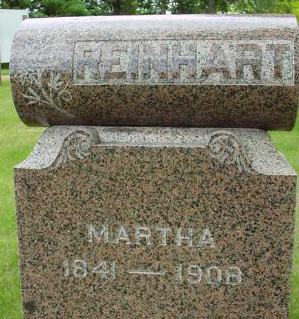 REINHART, MARTHA - Sac County, Iowa | MARTHA REINHART