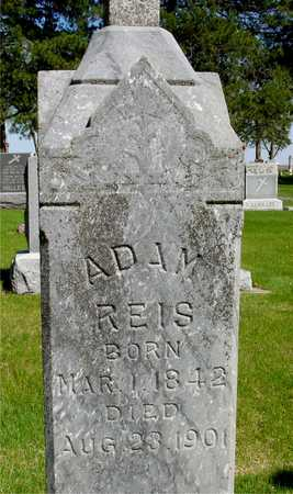REIS, ADAM - Sac County, Iowa | ADAM REIS