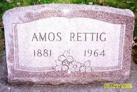 RETTIG, AMOS - Sac County, Iowa   AMOS RETTIG