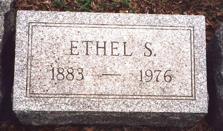 SINGER REYNOLDS, ETHEL - Sac County, Iowa | ETHEL SINGER REYNOLDS