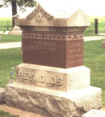 REYNOLDS, JOHN - Sac County, Iowa | JOHN REYNOLDS