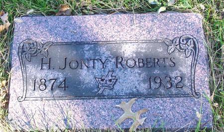 ROBERTS, H. JONTY - Sac County, Iowa | H. JONTY ROBERTS