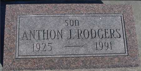 RODGERS, ANTHON J. - Sac County, Iowa | ANTHON J. RODGERS
