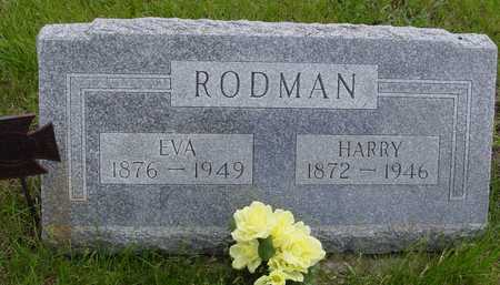 RODMAN, HARRY & EVA - Sac County, Iowa | HARRY & EVA RODMAN