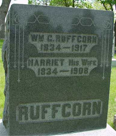 RUFFCORN, WILLIAM & HARRIET - Sac County, Iowa | WILLIAM & HARRIET RUFFCORN