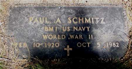 SCHMITZ, PAUL A. - Sac County, Iowa | PAUL A. SCHMITZ