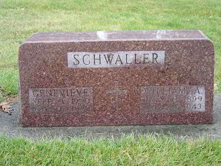 THIES SCHWALLER, GENEVIEVE - Sac County, Iowa | GENEVIEVE THIES SCHWALLER