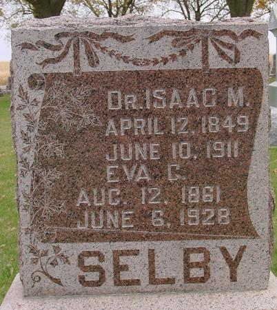 SELBY, DR. ISAAC M. & EVA - Sac County, Iowa | DR. ISAAC M. & EVA SELBY