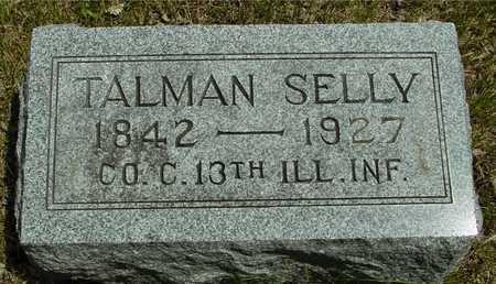 SELLY, TALMAN - Sac County, Iowa | TALMAN SELLY