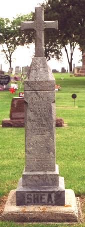 DELANY SHEA, MARY - Sac County, Iowa | MARY DELANY SHEA