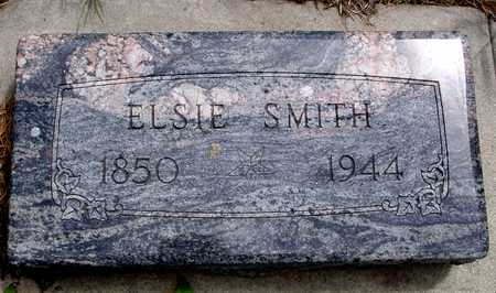 SMITH, ELSIE - Sac County, Iowa | ELSIE SMITH