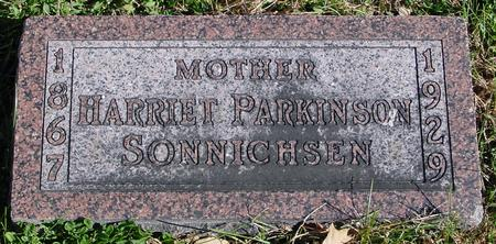 PARKINSON SONNICHSEN, HARRIET - Sac County, Iowa | HARRIET PARKINSON SONNICHSEN